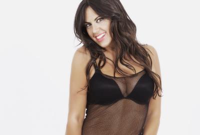 Claudia Romani sexy lingerie photo - Funky Sexy Studios, Miami