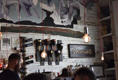 Baccano Best Italian Restaurant. Miami Wynwood Design District