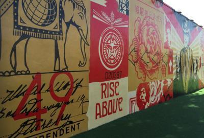 Wynwood Walls Graffiti